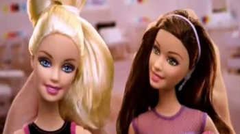 Barbie Endless Curls Doll TV Spot, 'Ready for a New Look?' - Thumbnail 3