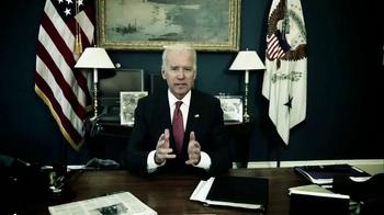 White House TV Spot, '1 is 2 Many' Featuring Barack Obama, Joe Biden - Thumbnail 7