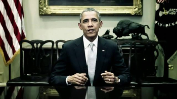 White House TV Spot, '1 is 2 Many' Featuring Barack Obama, Joe Biden - 5 commercial airings