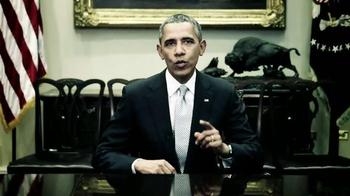 White House TV Spot, '1 is 2 Many' Featuring Barack Obama, Joe Biden - Thumbnail 9