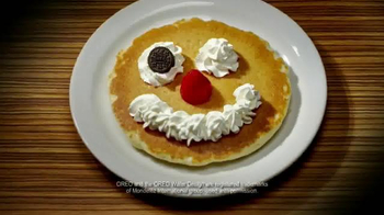 IHOP Free Scary Face Pancake TV Spot, 'Scary Face Pancakes at IHOP' - Thumbnail 3