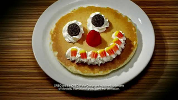 IHOP Free Scary Face Pancake TV Spot, 'Scary Face Pancakes at IHOP' - Thumbnail 4