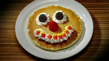 IHOP Free Scary Face Pancake TV Spot, 'Scary Face Pancakes at IHOP' - Thumbnail 5