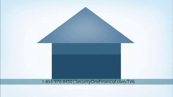 Security 1 Lending Home Equity Conversion Mortgage TV Spot, 'A Safe Way' - Thumbnail 3