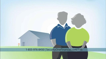 Security 1 Lending Home Equity Conversion Mortgage TV Spot, 'A Safe Way'