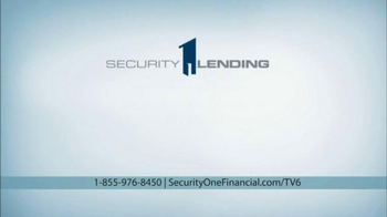 Security 1 Lending Home Equity Conversion Mortgage TV Spot, 'A Safe Way' - Thumbnail 9