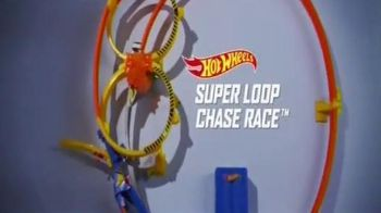 Hot Wheels Super Loop Chase Race TV Spot, 'Make Your Big Finish' - 419 commercial airings