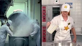 Carl's Jr. Double Loaded Omelet Biscuit TV Spot, 'Baked Fresh' - Thumbnail 8