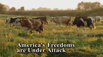 Protect the Harvest TV Spot, 'America's Freedoms Under Attack' - Thumbnail 4