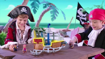 Submarine Bucky's Never Sea Adventure TV Spot, 'Buried Treasure' - Thumbnail 1