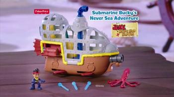 Submarine Bucky's Never Sea Adventure TV Spot, 'Buried Treasure' - Thumbnail 10