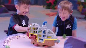 Submarine Bucky's Never Sea Adventure TV Spot, 'Buried Treasure' - Thumbnail 6