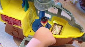 Submarine Bucky's Never Sea Adventure TV Spot, 'Buried Treasure' - Thumbnail 8