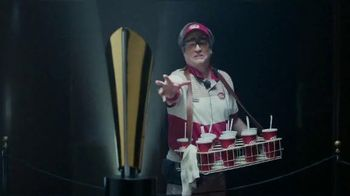 Dr Pepper TV Spot, 'College Football: Larry and the Trophy'