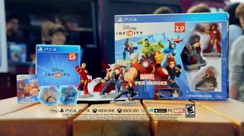 Disney Infinity TV Spot, 'Disney Infinity 2.0 Toybox' - Thumbnail 8