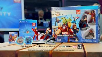 Disney Infinity TV Spot, 'Disney Infinity 2.0 Toybox' - Thumbnail 9
