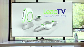 LeapTV TV Spot, 'The Active, Educational Gaming System for Kids' - Thumbnail 3