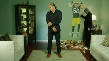 Fathead TV Spot, 'Fathead Awareness' Featuring Clay Matthews - Thumbnail 4