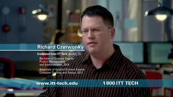 ITT Technical Institute TV Spot, 'Czerwonky & Bennett' - Thumbnail 1
