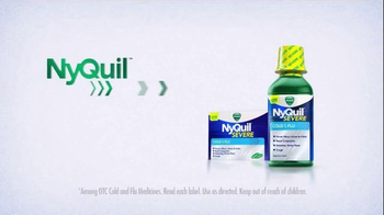 Vicks NyQuil Severe TV Spot, 'Ugliest, Nastiest, Roughest Cold Symptoms' - Thumbnail 6