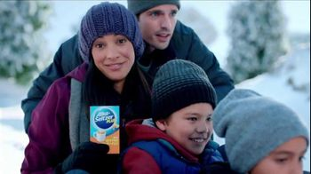 Alka-Seltzer Plus Day Severe Cold+Flu TV Spot, 'Sledding'