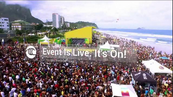 World Surf League App TV Spot, 'Live Updates'
