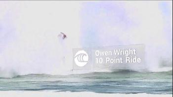 World Surf League App TV Spot, 'Live Updates' - Thumbnail 3