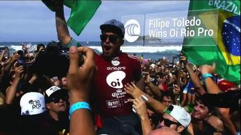 World Surf League App TV Spot, 'Live Updates' - Thumbnail 5