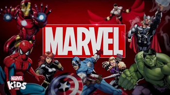 MarvelKids.com TV Spot, 'Just a Click Away' - Thumbnail 1