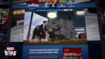 MarvelKids.com TV Spot, 'Just a Click Away' - Thumbnail 4