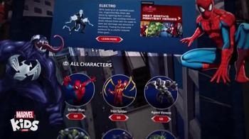 MarvelKids.com TV Spot, 'Just a Click Away' - Thumbnail 5