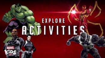 MarvelKids.com TV Spot, 'Just a Click Away' - Thumbnail 6