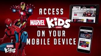 MarvelKids.com TV Spot, 'Just a Click Away' - Thumbnail 7