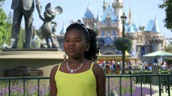 Disneyland Diamond Celebration TV Spot, 'Disney Channel: Trinitee Stokes' - Thumbnail 2