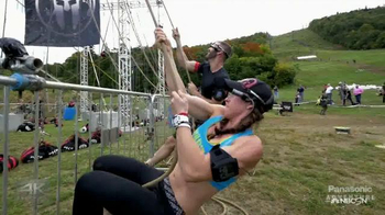 Panasonic Adventure TV Spot, 'Spartan Race'