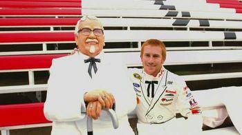 KFC TV Spot, 'NASCAR Driving' Featuring Cole Whitt