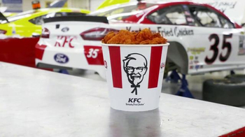 KFC TV Spot, 'NASCAR Driving' Featuring Cole Whitt - Thumbnail 3