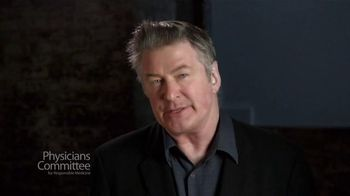 Physicians Committee TV Spot, 'Alzheimer's Prevention' Feat. Alec Baldwin - 24 commercial airings