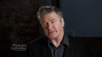Physicians Committee TV Spot, 'Alzheimer's Prevention' Feat. Alec Baldwin - 2 commercial airings