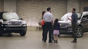 Chevrolet Traverse TV Spot, 'Safety Choice' - 1027 commercial airings