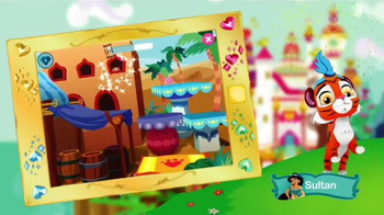 Palace Pets in Whisker Haven App TV Spot, 'Royal Adventure'