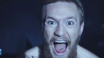 Iconic FaceOff TV Spot, 'Warming Up' Featuring Conor McGregor - 13 commercial airings