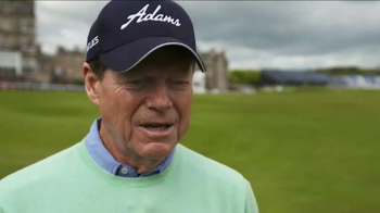 MasterCard TV Spot, \'Tom Watson and the Open\' Featuring Tom Watson