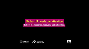 Ad Council TV Spot, 'Trend on This: Ebola' Featuring Olivia Munn - Thumbnail 4