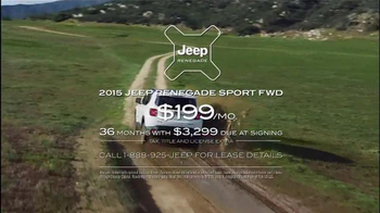2015 Jeep Renegade Sport TV Spot, 'See Everything' Song by X Ambassadors - Thumbnail 7