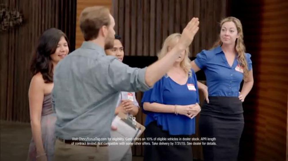 2015 Chevrolet Camaro TV Commercial, 'Great Deals' - iSpot.tv