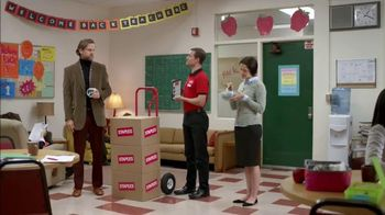 Staples TV Spot, \'Drama Teacher\'