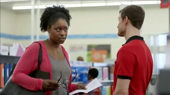 Staples TV Spot, 'Look Me in the Eye' - 1166 commercial airings