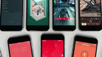 Apple iPhone TV Spot, 'Amazing Apps' - Thumbnail 6