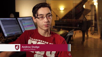 Andrew Dodge: School of Music thumbnail